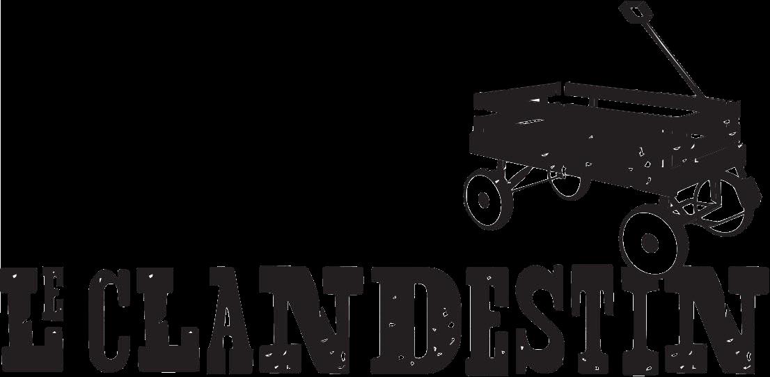Logo Le Clandestin