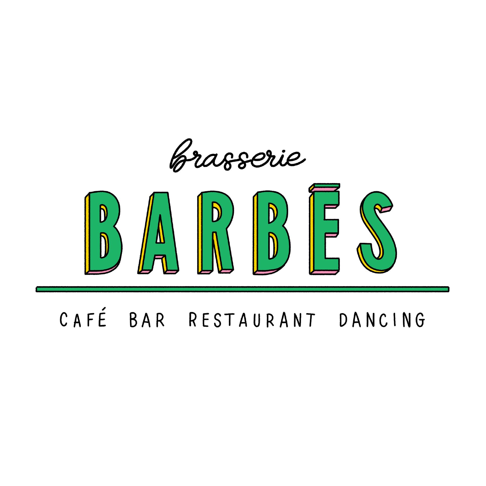 Logo Brasserie Barbès