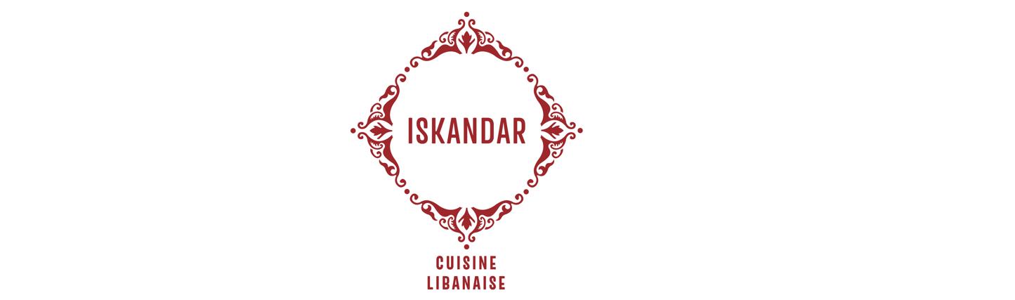 Logo Restaurant Iskandar