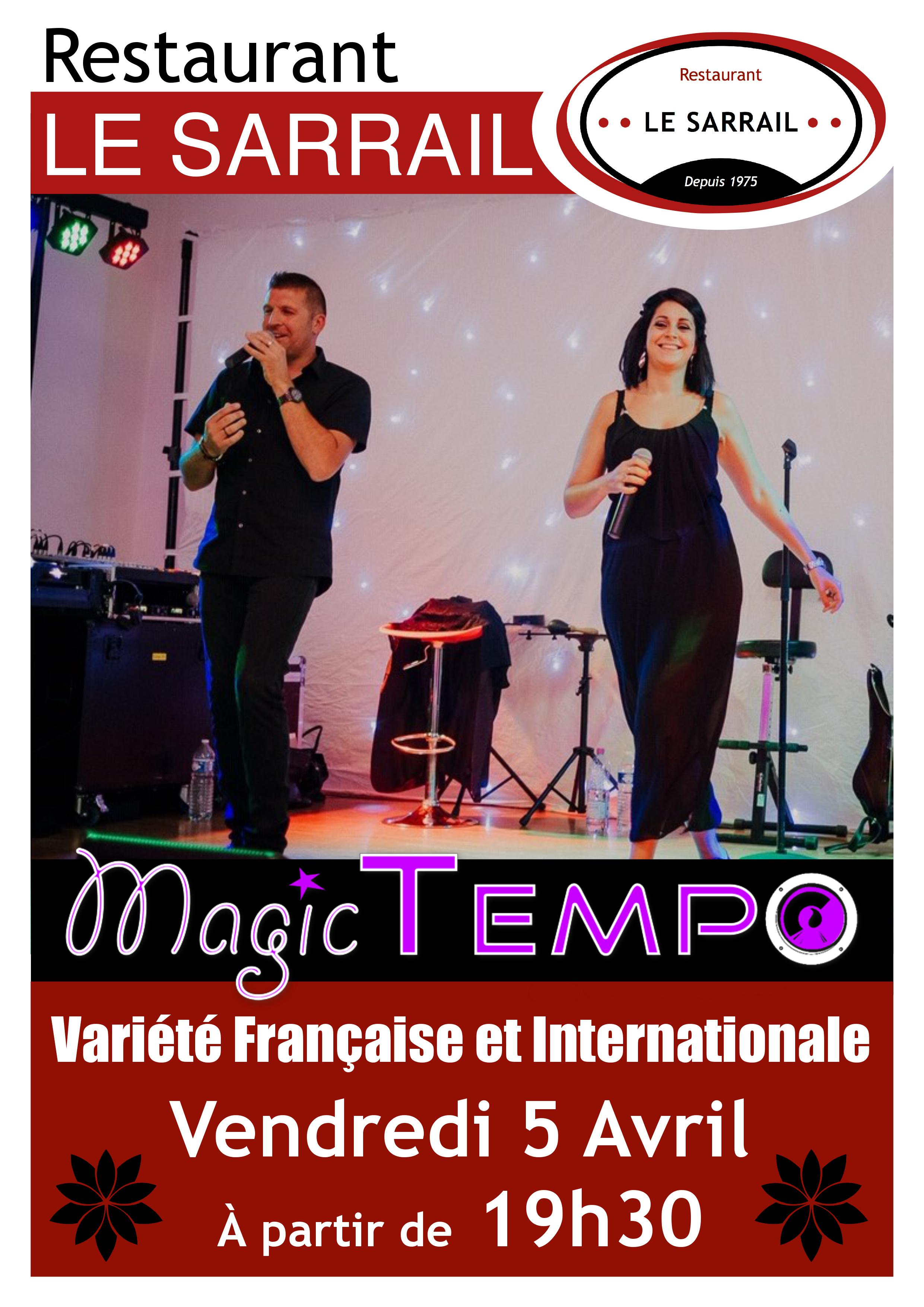 Soirée Magic Tempo