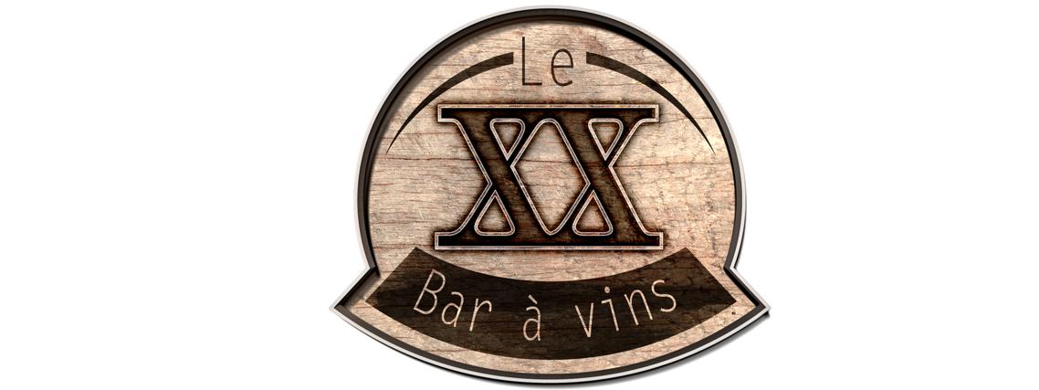 Logo Le XX Bar à Vins