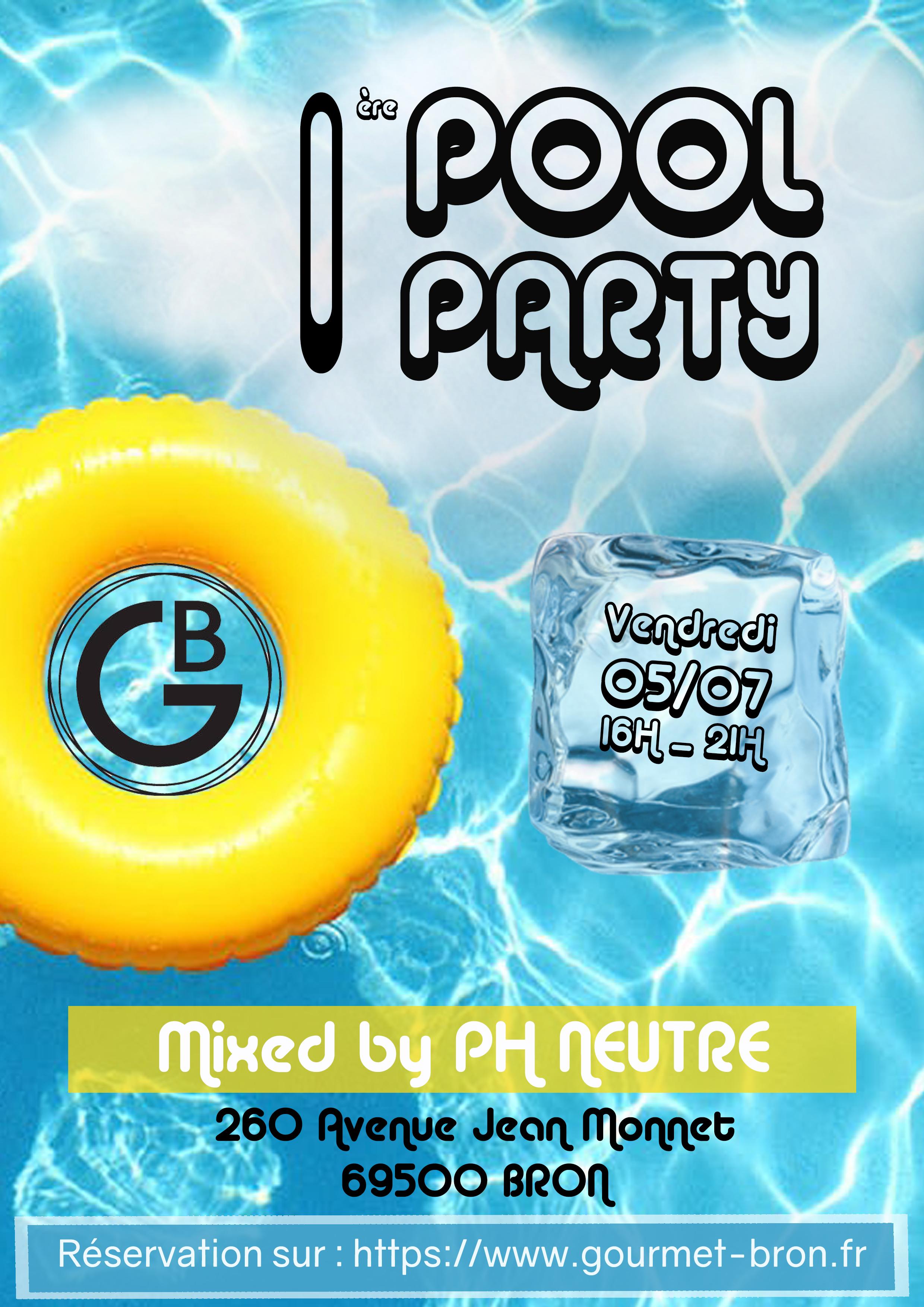 Pool Party By Gourmet Bron N°1