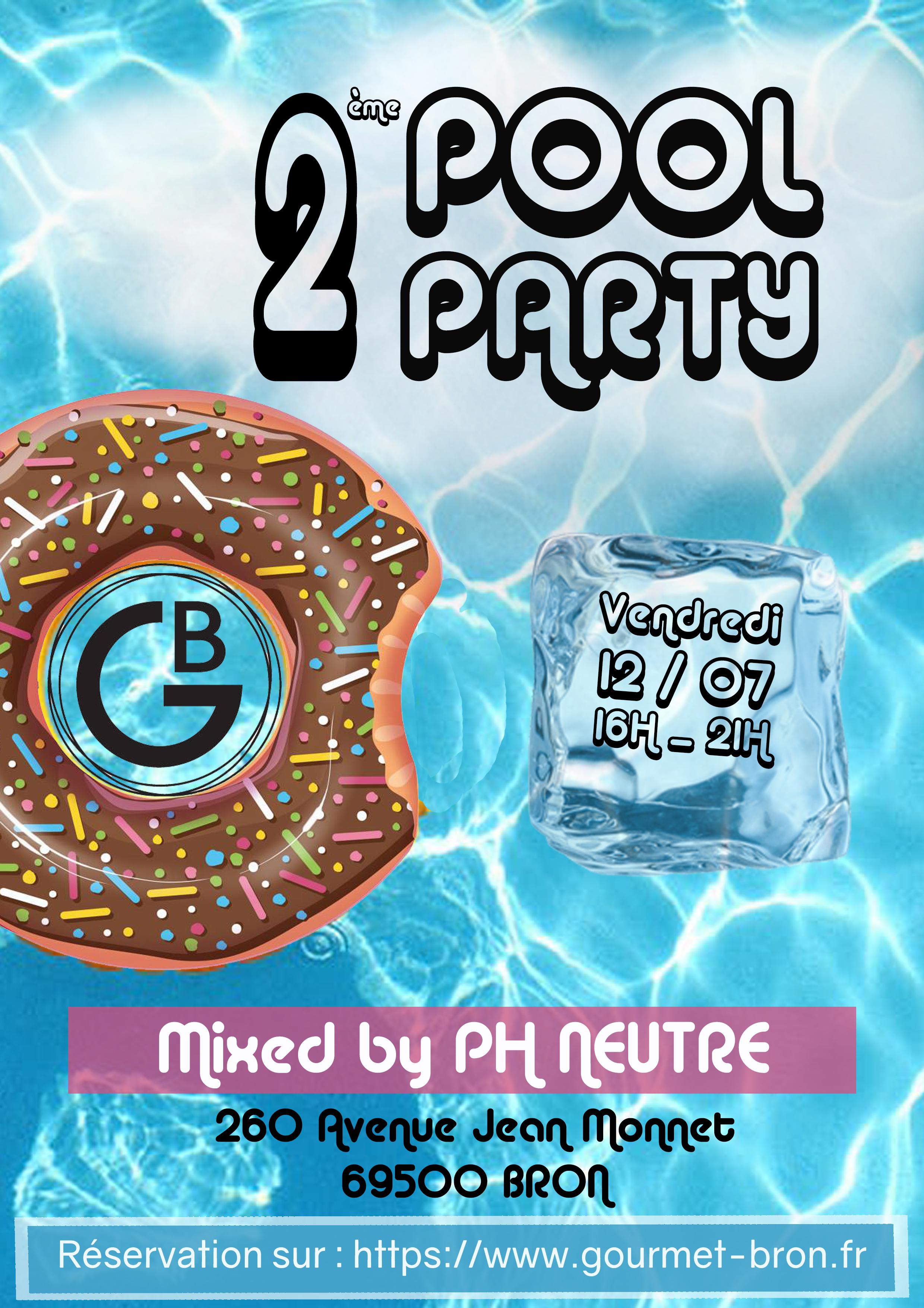 Pool Party By Gourmet Bron N°2