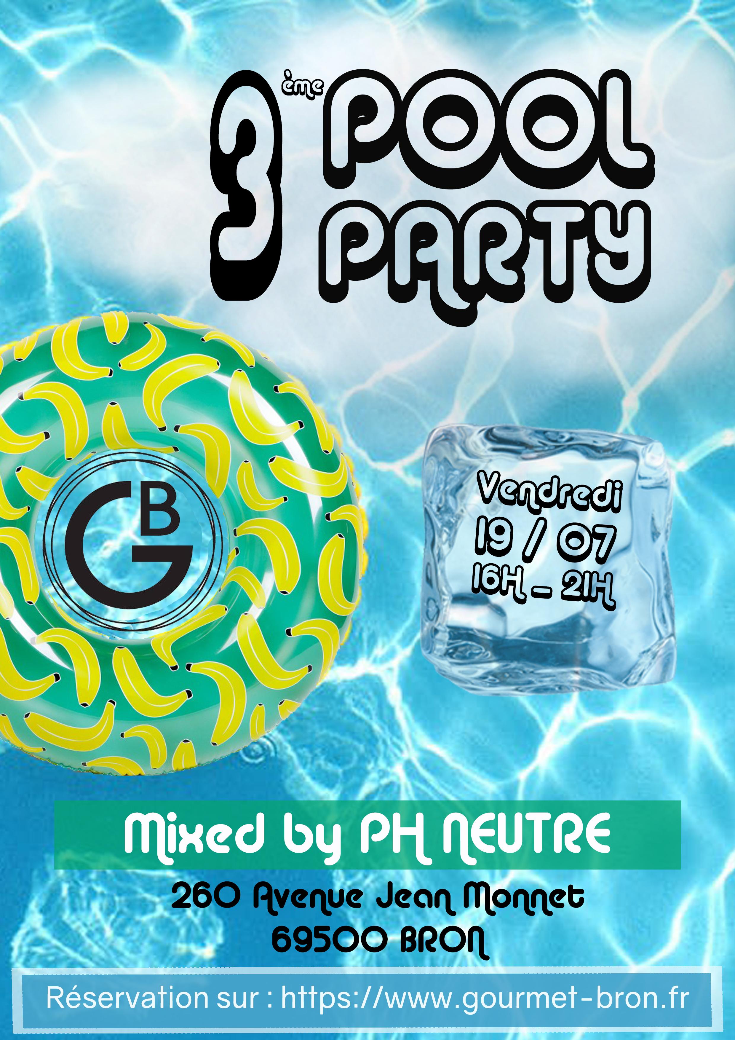 Pool Party By Gourmet Bron N°3
