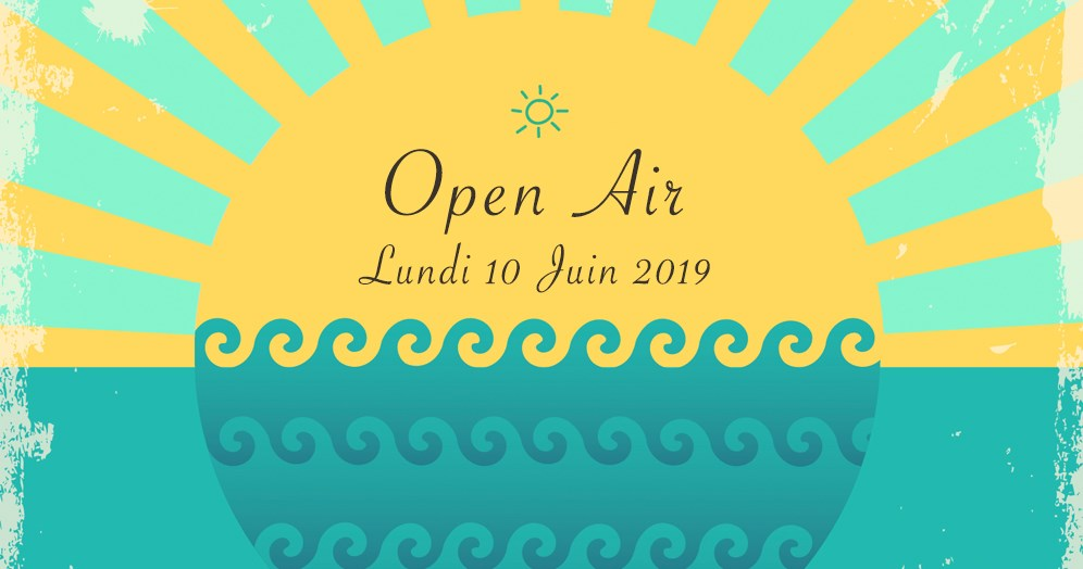 Open Air ! / Piscine Novotel