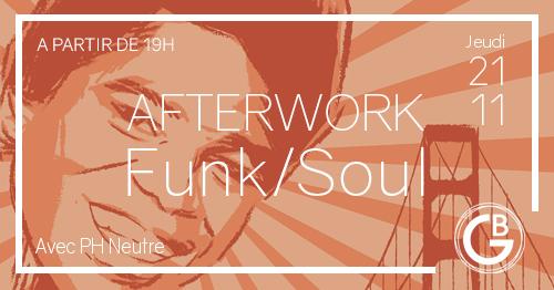 Afterwork - Funk/Soul
