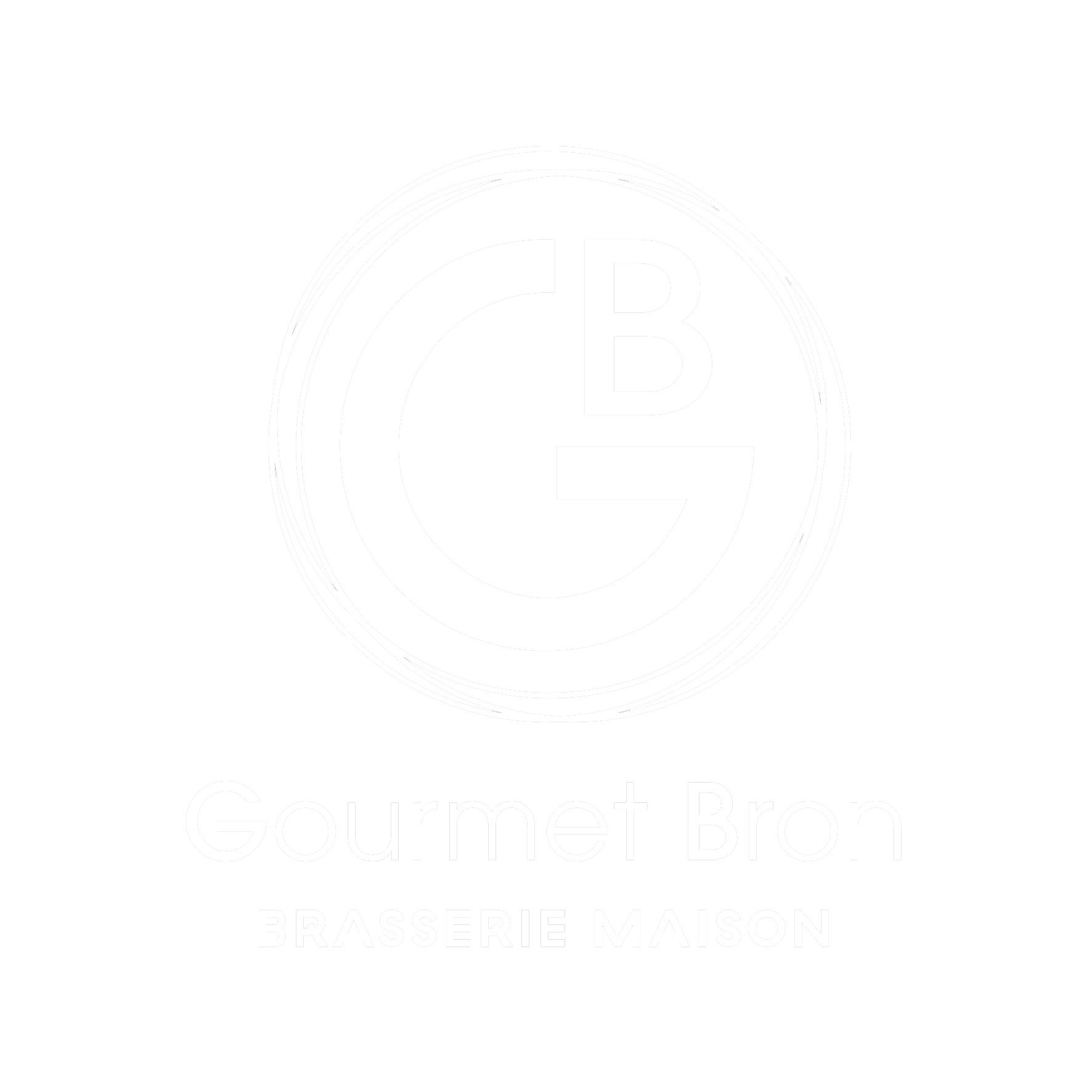 Logo Gourmet Bron - Brasserie Maison