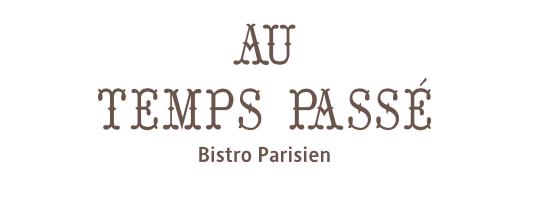 Logo AU TEMPS PASSÉ