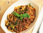 Photo Pappardelle Bolognaise - SALENTO Marais