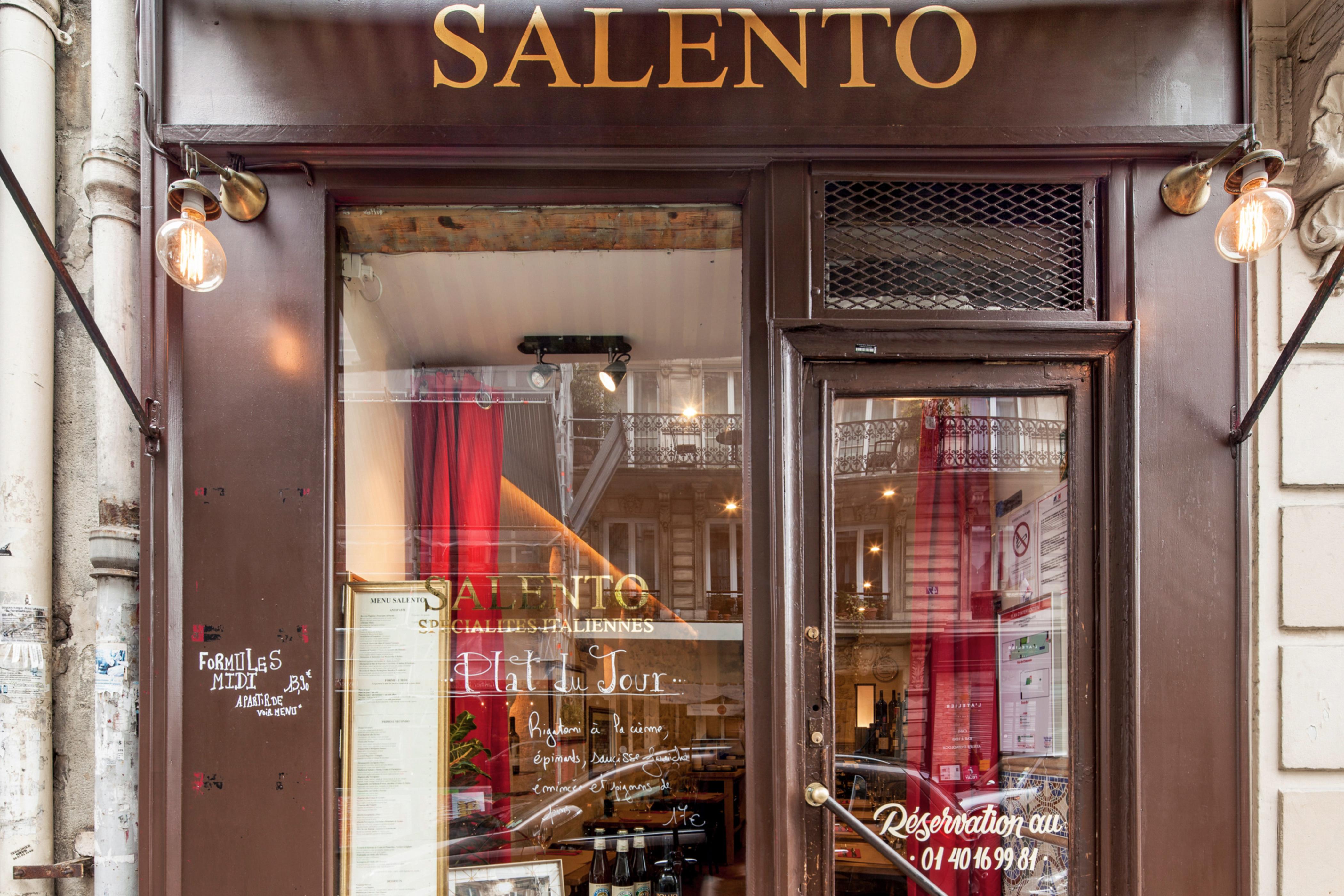 Salento Montmartre