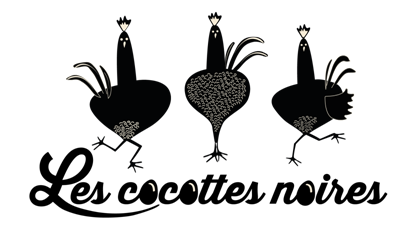 Logo Les Cocottes Noires