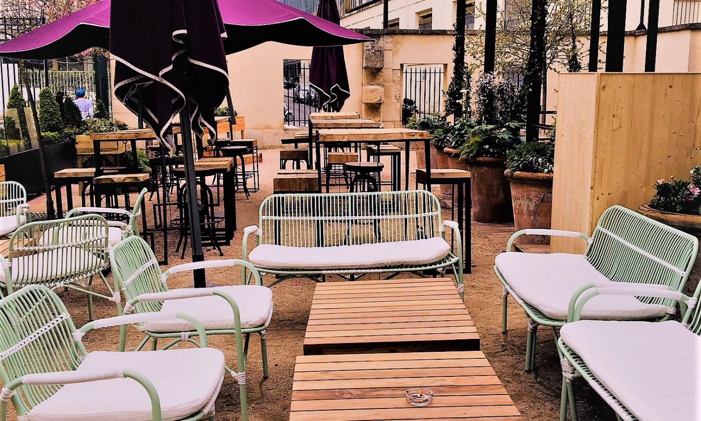 Groupes & Privatisation | Les Belles Plantes | Restaurant ...
