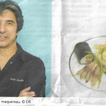 Un cuisinier basque récompensé lors de la 6ème édition du Prix Goût et Santé des Artisans