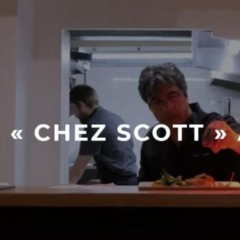 Une adresse à noter dans vos calepins ... Chez Scott à Biarritz