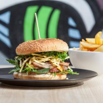 Basilic Café classé parmi les 6 meilleurs burgers de Lille !