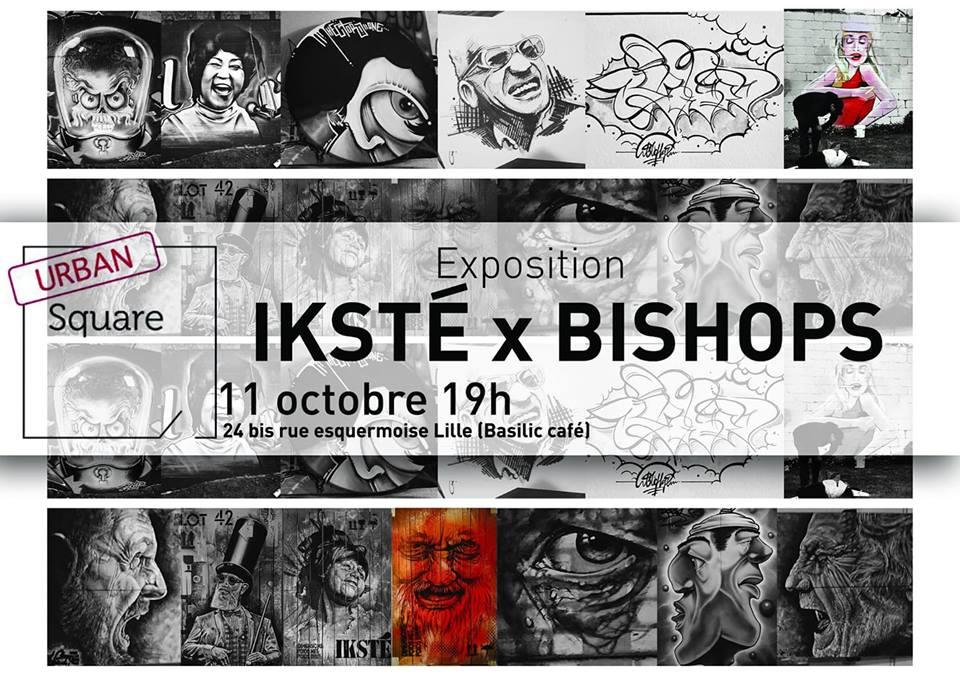 IKSTE X BISHOPS