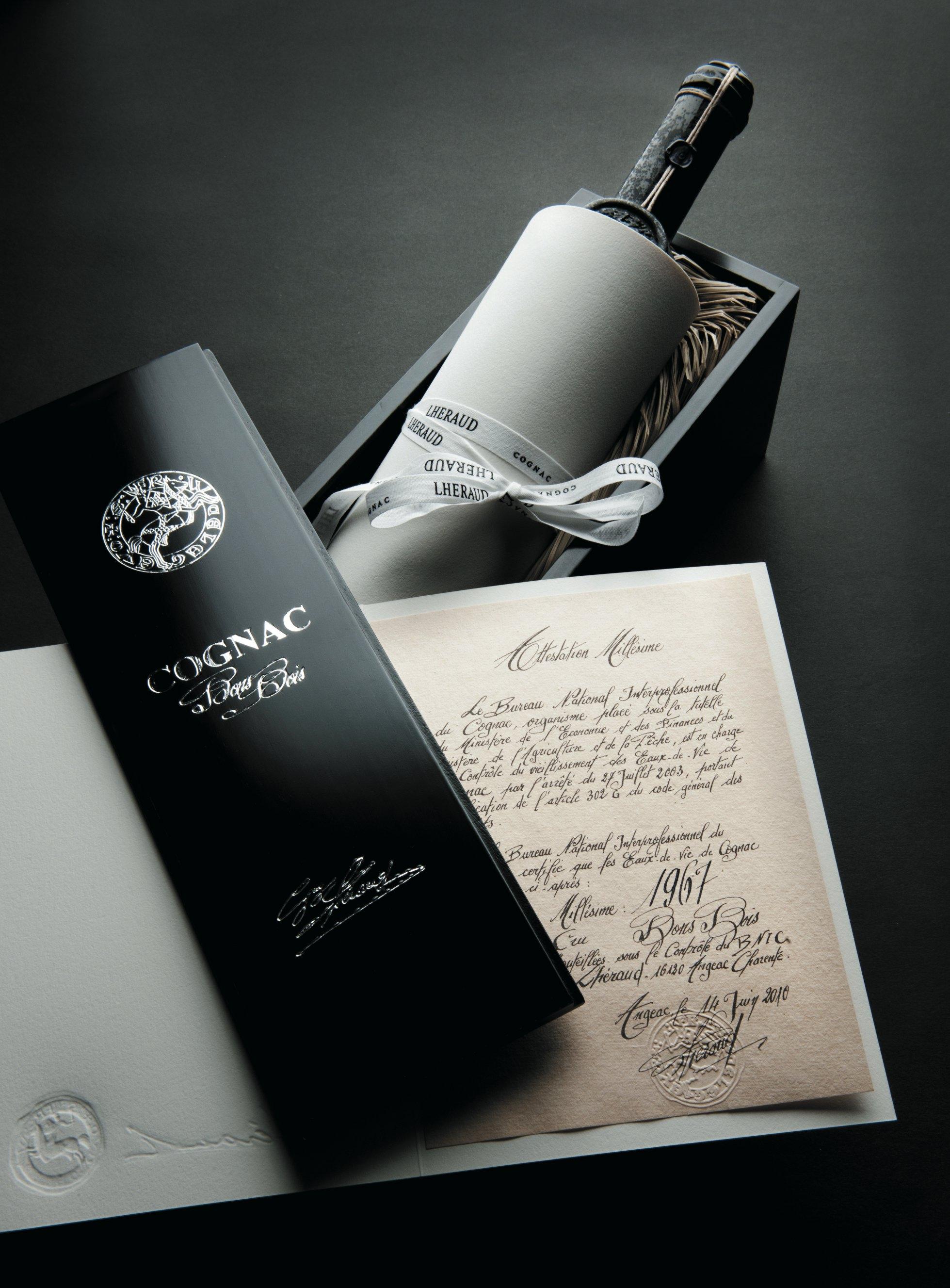 Diner Cognac Lheraud.