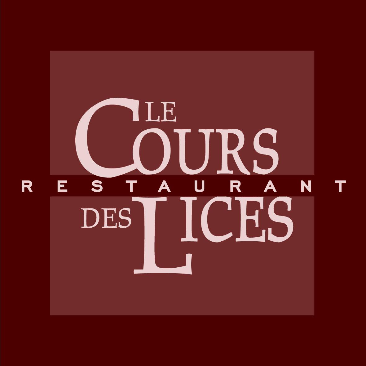 Logo LE COURS DES LICES