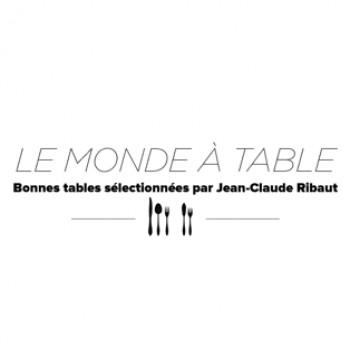 Le Monde à table