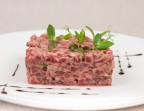 Photo Tartare de bœuf - Les Secrets des Grands Express