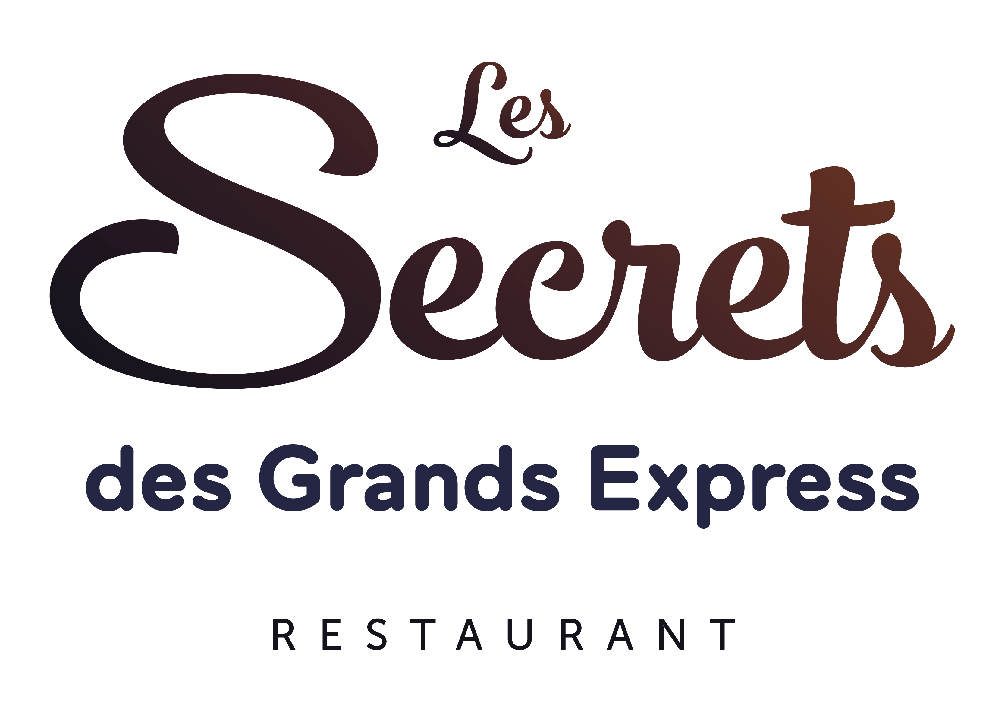Logo Les Secrets des Grands Express