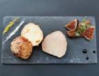 Photo Foie gras laqué au chocolat   - Les Secrets des Grands Express