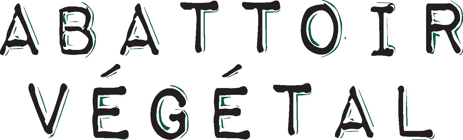 Logo Abattoir végétal