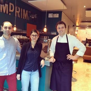 Restaurant Mets Mots - Assiettes gourmandes