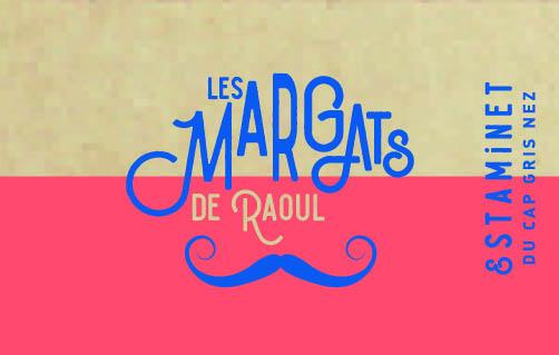 Logo LES MARGATS DE RAOUL