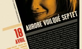 Soirée Jazz Aurore Voilqué Septet