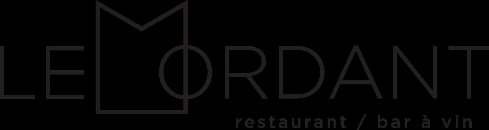 Logo LE MORDANT