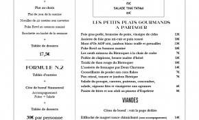 Photo of Carte en Français