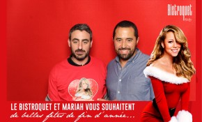 Photo of Merry Xmas with Mariah Carrey!!