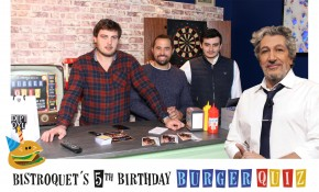 Photo of Bistroquet's 5th Birthday Burger Quiz Party!
