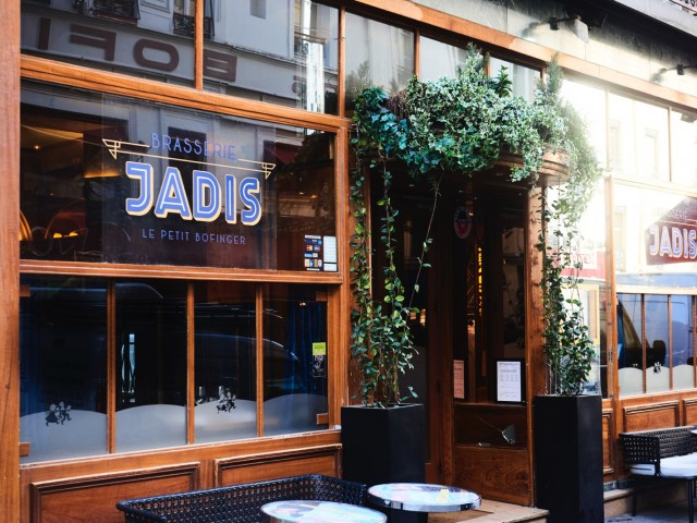 Brasserie Jadis le Petit Bofinger