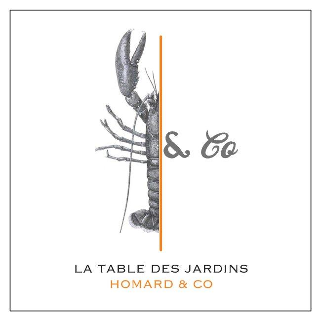 Logo La Table des Jardins