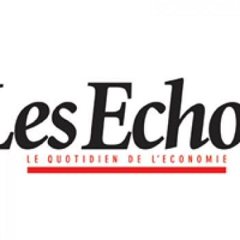 Les Echos : Le Grain de Sel de Lise Deveix