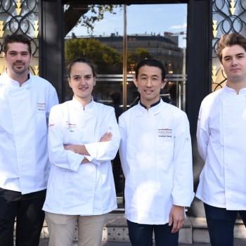 Gastronomie : quatre jeunes chefs talentueux à suivre