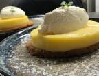 Photo Crème au citron, crème fouettée, sablé breton - CHEZ NATHALIE