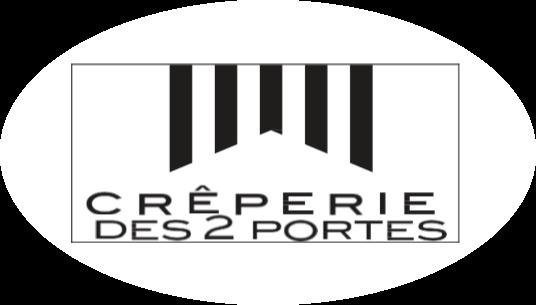 Logo Crêperie des 2 Portes