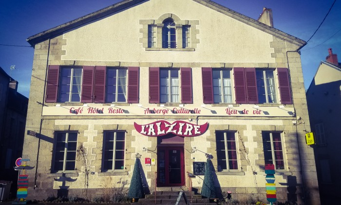 Photo L'Alzire