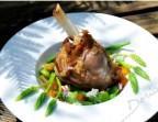 Photo Lamb  with artichokes and fresh peas way tajine * - Chez fred