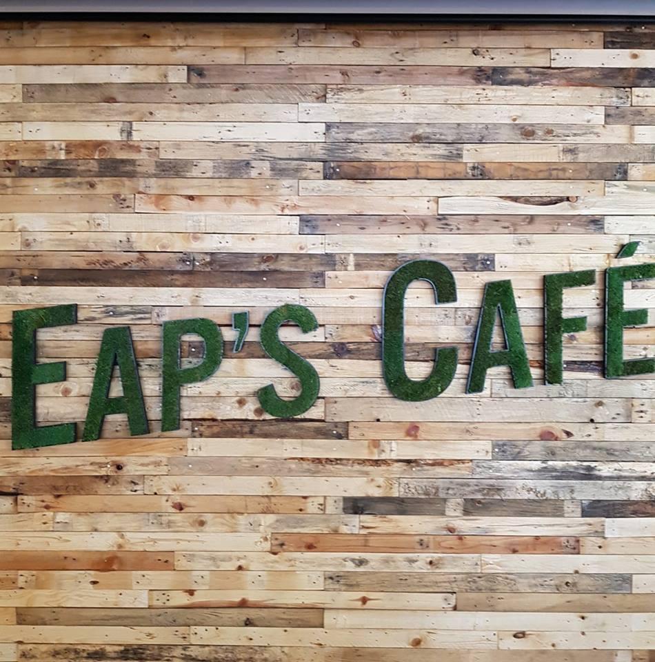 Logo Eap's Café