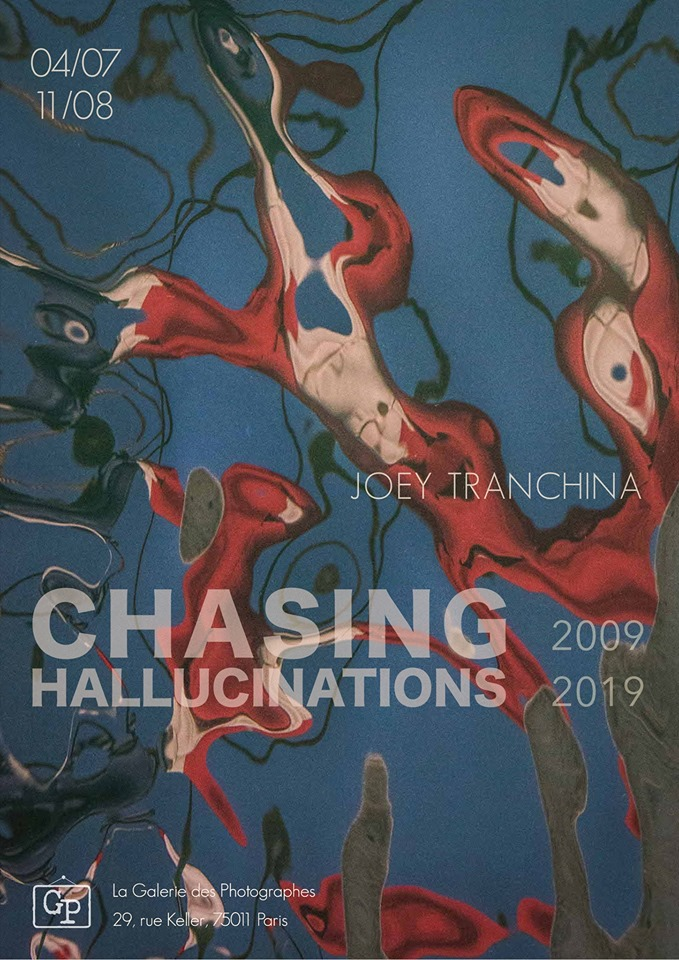 'Chasing Hallucinations' - by Joey Tranchina