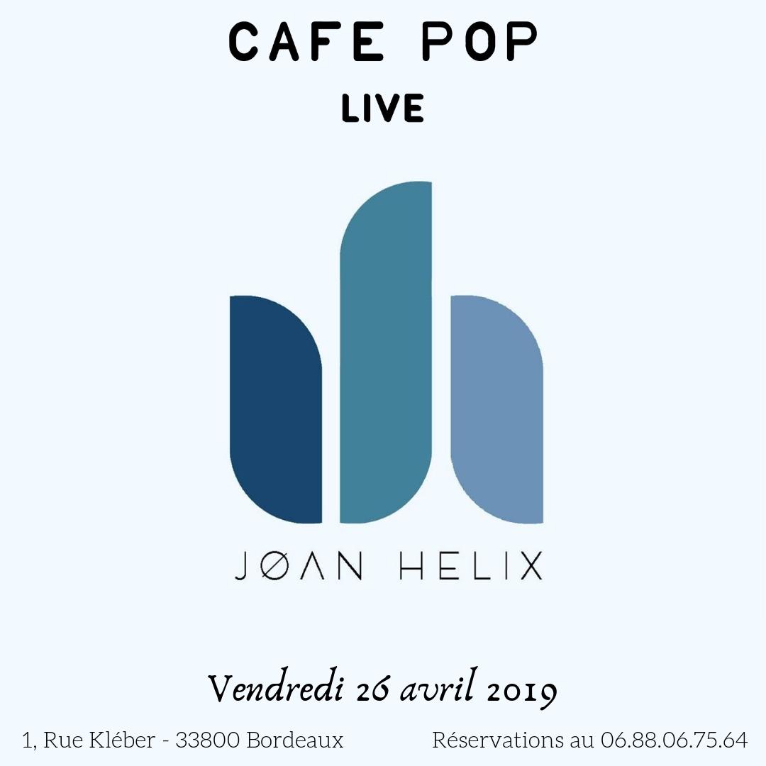 DJ JOAN HELIX