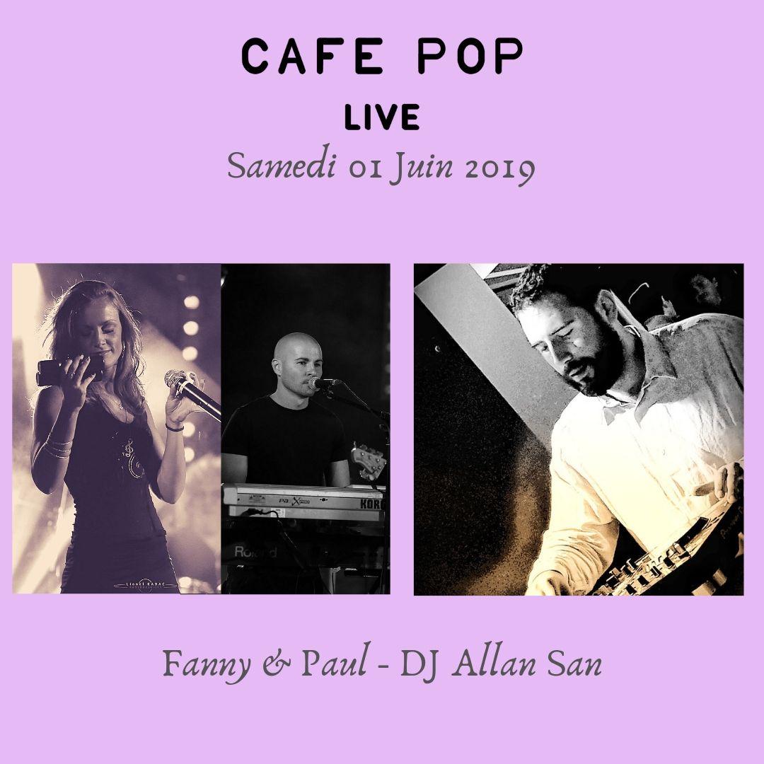 PAUL & FANNY X DJ ALLAN SAN