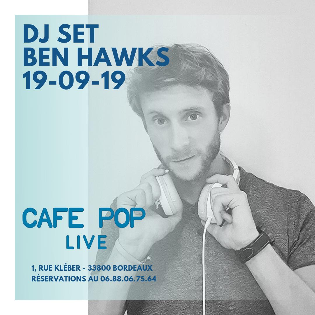 DJ BENN HAWKS