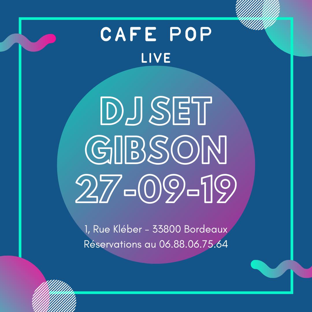 DJ GIBSON