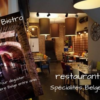 ABrussel: la restauration typique à deux pas de la Grand'Place...