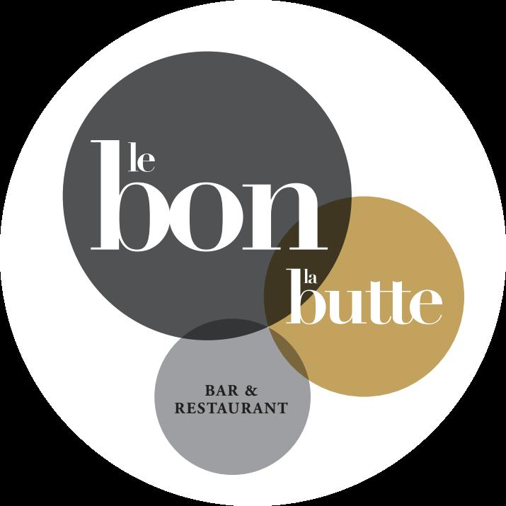 Logo Le Bon, la Butte